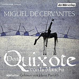 Don Quixote von la Mancha Hörbuch