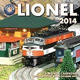 Lionel 2014: 16 Month Calendar - September 2013 through December 2014 (0760345031) by Schleicher, Robert