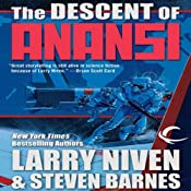 The Descent of Anansi | [Larry Niven, Steven Barnes]