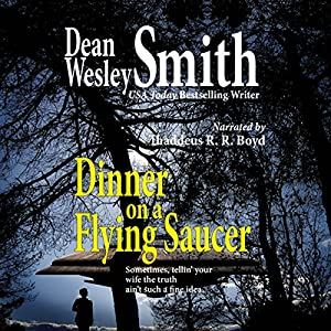 Dinner on a Flying Saucer Audiobook