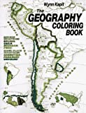 img - for Geography Coloring Book by Kapit Wynn Kapit (1992-01-01) Paperback book / textbook / text book