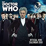 Doctor Who Mini Official 2018 Calendar