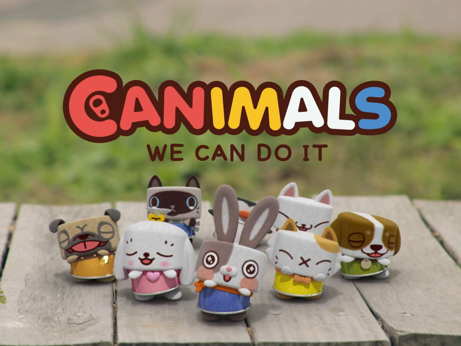 Canimals on Amazon Prime Video UK