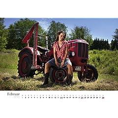 Kalender Jungbauernträume 2010 (Spiralbindung)