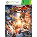 Street Fighter Xbox 360 Game
