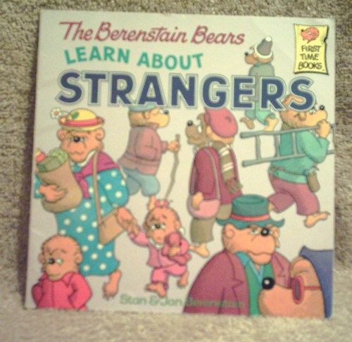 Berenstein or Berenstain Bears? - Mandela Effect