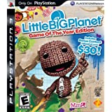 LittleBigPlanet - Game of the Year Edition Playstation 3 ~ Sony Computer...