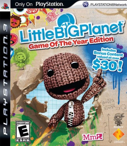 Littlebigplanet - Game Of The Year Edition Playstation 3 front-617919