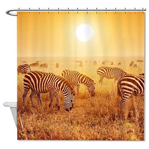 whiangfsoo-troupeau-zebres-sur-savanna-au-coucher-du-soleil-maison-decro-de-bain-rideau-de-douche-8-