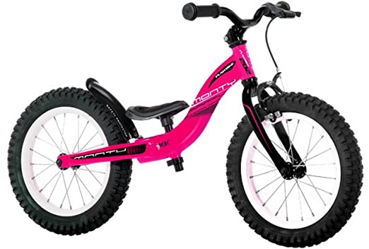 Draisienne Monty 202 Push Bike Rose