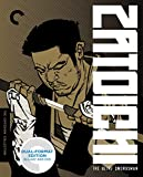 Zatoichi: The Blind Swordsman (The Criterion Collection) [Blu-ray + DVD] [Import]