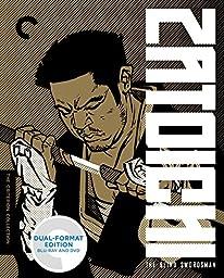 Zatoichi: The Blind Swordsman (Criterion Collection) (Blu-ray + DVD)