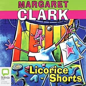 Licorice Shorts | [Margaret Clark]