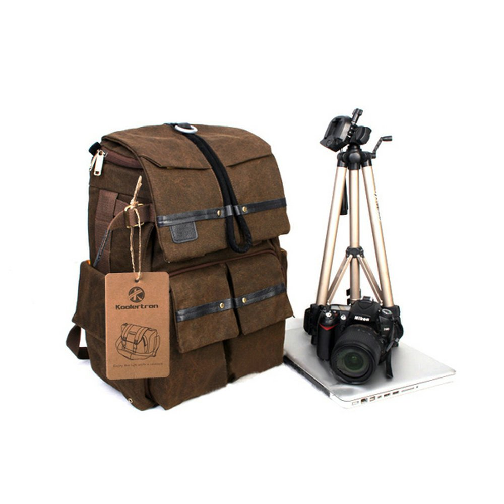 Driftwood Dslr Slr Camera Shoulder Bag Backpack 9