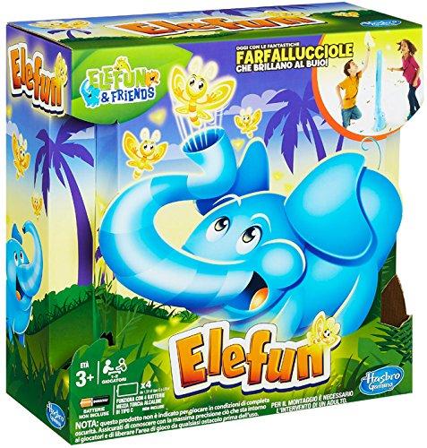 Hasbro - Elefun [Versione 2013]