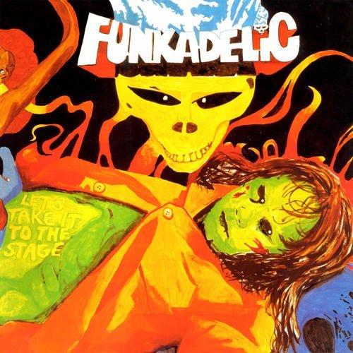 Funkadelic - Let's Take It To The Stage (Blue Vinyl)