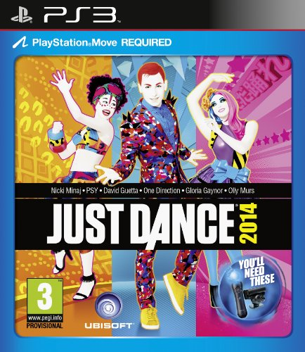Just Dance 2014 - Move Required - Used (PS3)
