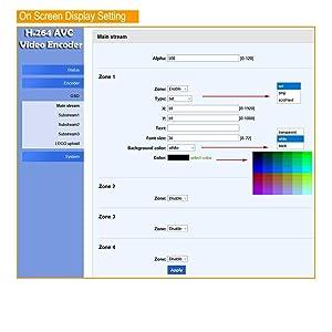 URayCoder MPEG4 HD H.264 HDMI Video Encoder WiFi HDMI to H.264 RTMP RTSP UDP HTTP M3U8 Multicast Wireless Encoder IPTV Transmitter Hardware for Facebook Live, YouTube Live, Ustream, Wowza etc (Tamaño: H.264 WIFI)
