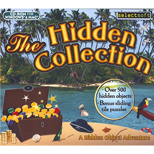 SelectSoft Publishing 276062 Hidden Collection- A Hidden Object Adventure