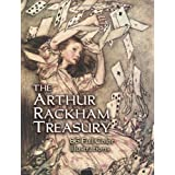 The Arthur Rackham Treasury: 86 Full-Color Illustrationsby Arthur Rackham