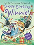Valerie Thomas Happy Birthday Winnie! (paperback and CD)