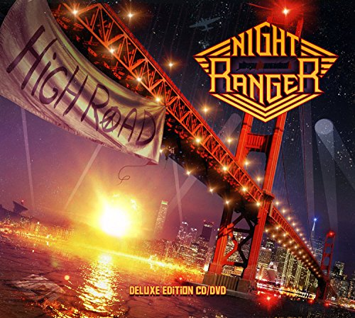High Road [CD/DVD Combo][Deluxe Edition] (Night Ranger Dvd compare prices)