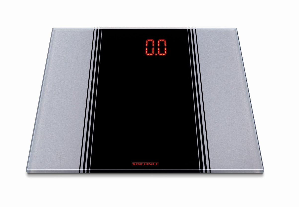 Soehnle 63329 LED Sensation Electronic Bathroom Scale