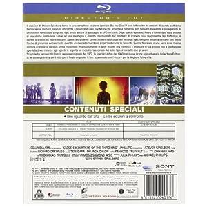 Incontri ravvicinati del terzo tipo [Blu-ray] [Import italien]