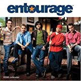 Entourage: 2008 Wall Calendar