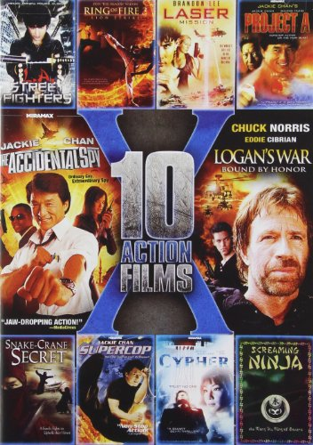 10-Movie Action Pack V.3 (Direct Action Pack compare prices)