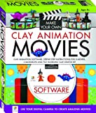 Make Your Own Clay Animation Movies Kit