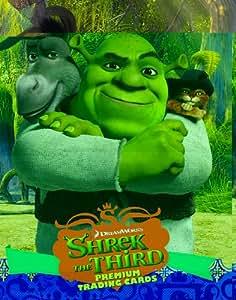 2007 DreamWorks SHREK the THIRD (Shrek 3) Premium Trading ...