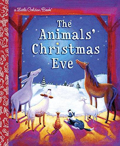 The-Animals-Christmas-Eve-Little-Golden-Book