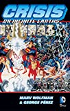 img - for Crisis On Infinite Earths Deluxe Edition book / textbook / text book