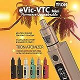 Joyetech eVic-VTC Miniwith TRON 【sony vtc4電池付き】/[ジョイテック/イービックVTCミニ+トロンアトマイザー]/ (アトマイザーTタイプ, グレー)