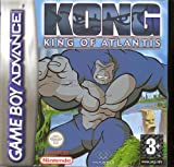 Kong king of atlantis - Game Boy Advance - PAL