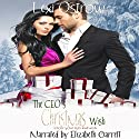 The CEO's Christmas Wish: The Christmas Wish Series, Book 2 Audiobook by Lexi Ostrow Narrated by Elizabeth Garrett