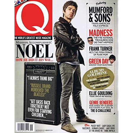 Q [UK] November 2012 (単号)