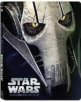 Star Wars - Episode III : La revanche des Sith [Édition Limitée boîtier SteelBook]