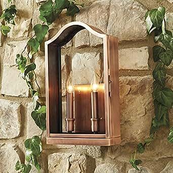 harington 2 light outdoor sconce large ballard designs. Black Bedroom Furniture Sets. Home Design Ideas
