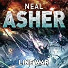 Line War (       UNABRIDGED) by Neal Asher Narrated by David Marantz