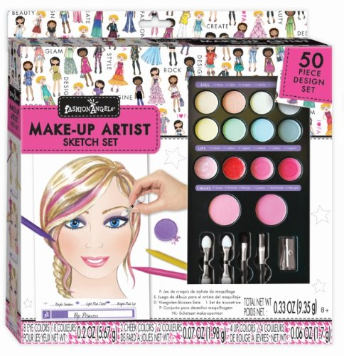 Makeup Kits For 11 Year Olds Amazon Shany Glamour Makeup Kit 48 ...