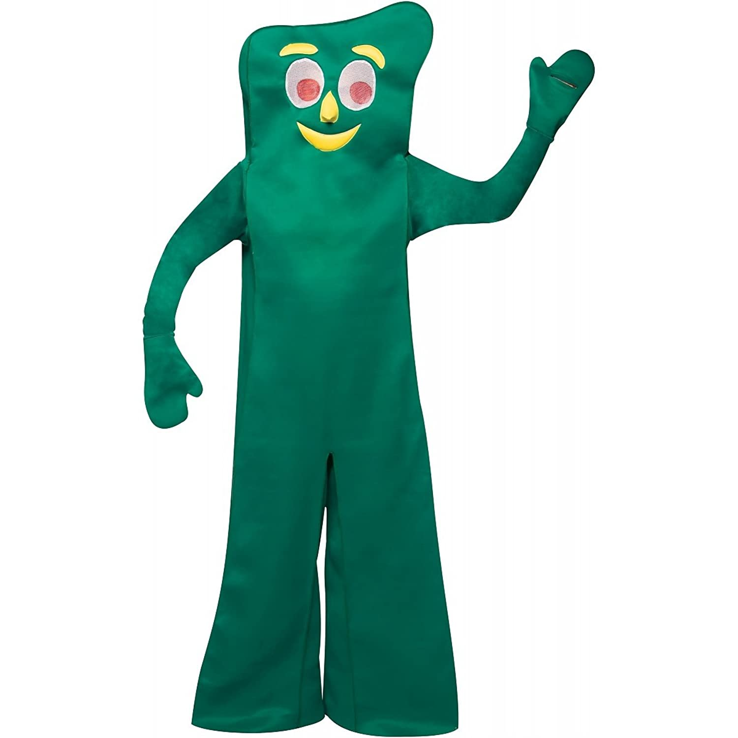 Gumby And Pokey Costume Gumby Halloween Costume