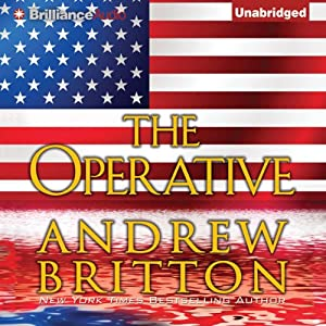 The Operative: Ryan Kealey, Book 5 | [Andrew Britton]