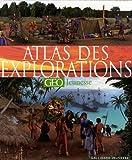 echange, troc Anita Ganeri, Andréa Mills, Anne Millard - Atlas des explorations