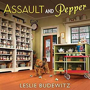 Assault and Pepper Audiobook