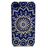 IVY Tarot Graphic,Snap-on Colored Drawing Hard Case Cover Skin For Apple Iphone 4 4G 4S