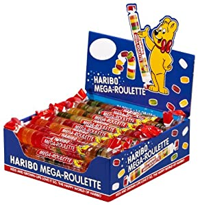 Haribo Candy, Mega-Roulette, 1.5 Ounce (Pack of 24)