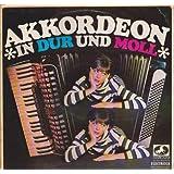 """Akkordeon in Dur und Moll [Vinyl-LP] Marcato aus dem Repertoire Electrola P 11-74709von """"G�tersloh Bertelsmann..."""""""
