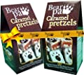 2-Pack: Caramel Pretzel by Bear Paw Candy